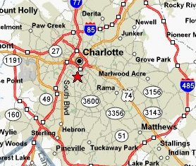 Cities in Charlotte North Carolina Charlotte NC 75200 for apartment ...