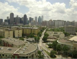 Dallas Downtown from the LaTour Highrise Rentals.jpg